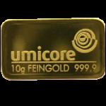 Verkoop van oud goud