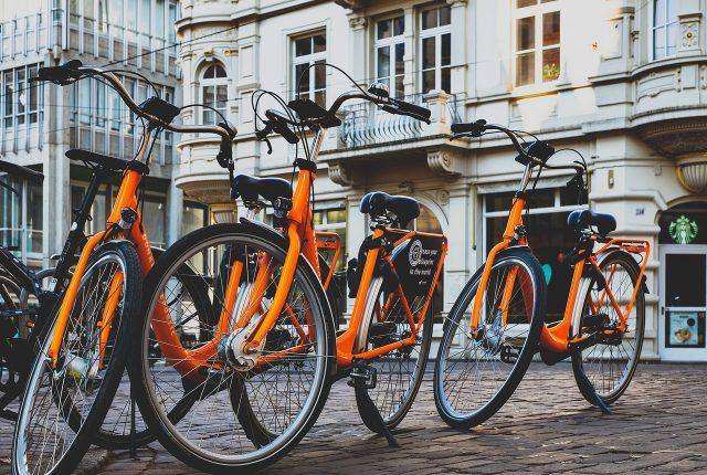 fietsverhuur op Texel