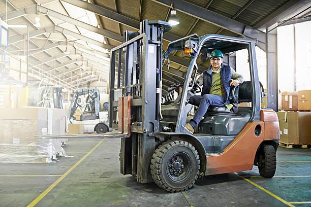 heftruck chauffeur Den Bosch